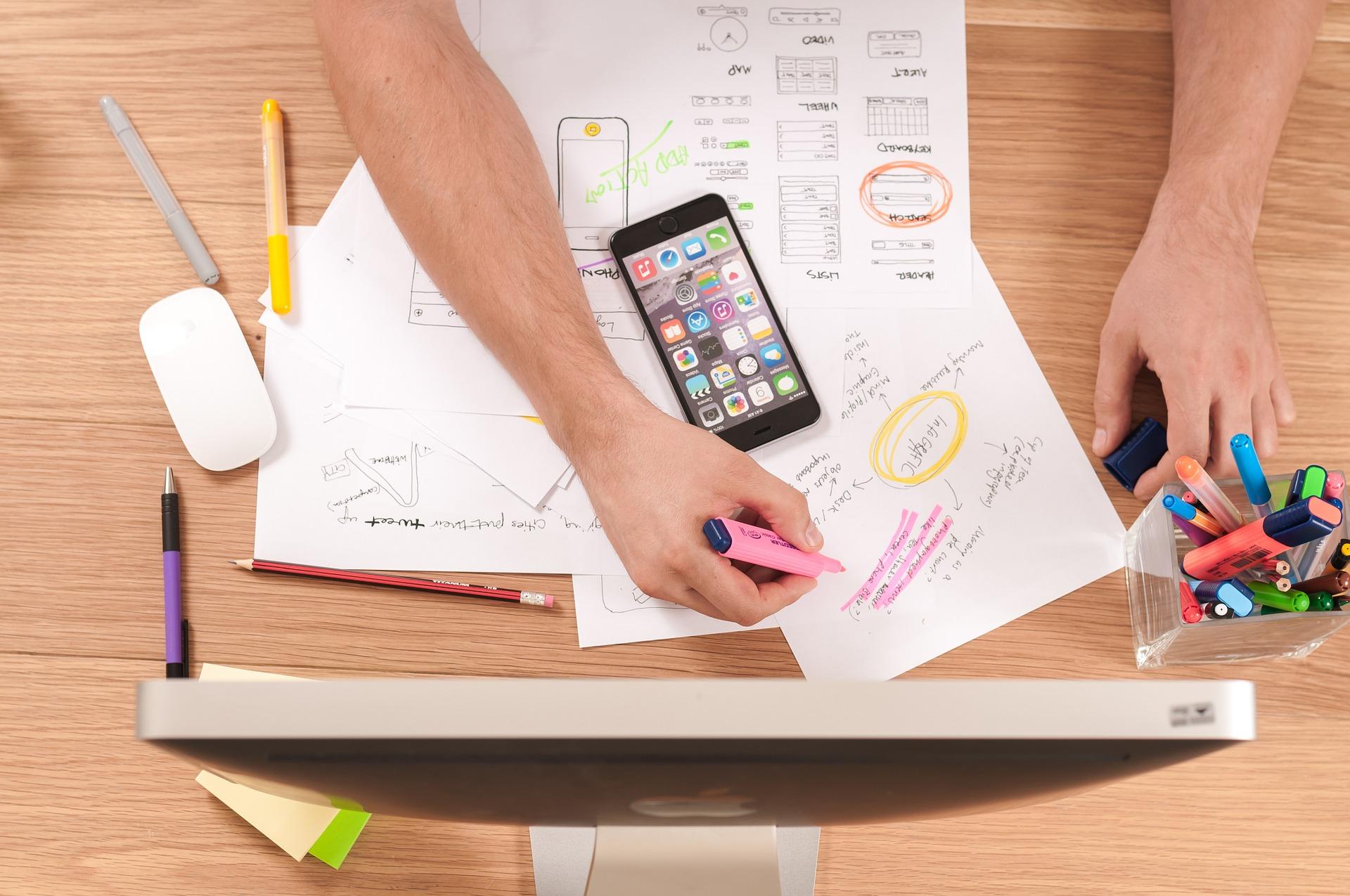 Focus sur le métier d'ux designer